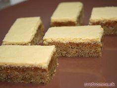 Polish Recipes, Challah, Russian Recipes, Cookie Bars, Christmas Baking, Cornbread, Coco, Baked Goods, Cheesecake