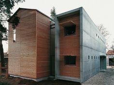 Wohnhaus, Berlin, Germany by OIKOS Peter Herrle und Werner Stoll.