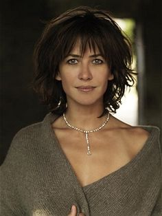 Actress Sophie Marceau poses at a portrait session in Paris on September 12, 2009.