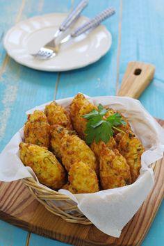 Cinco Quartos de Laranja: Pastéis de arroz com queijo