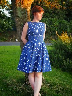 Nightingale & Dolittle: Simple Sew Ruby Dress