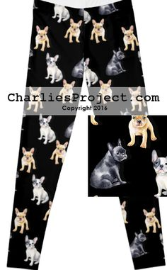 Frenchies! French Bulldog. Just like Lularoe with the yoga waist band, buttery soft fabric, and limited prints but no searching! They are all here! And cheaper with pre-order!