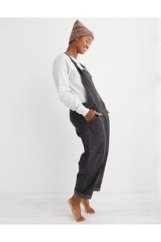 Mens Outfitters, Jumpsuit Dress, Fashion Outfits, Fashion Ideas, Jumpsuits For Women, Corduroy, American Eagle Outfitters, Overalls, Normcore