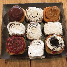 DESSERT IS SERVED !!!! MELBOURNE WE HAVE SCROLLS ARRIVING IN CAFES ON FRIDAY & WE HAVE SCROLLS AVAILABLE IN 3 GREAT LOCATIONS THIS WEEKEND  SATURDAY @HANKMARVINMARKETS & @ BEAUMARIS FARMERS MARKET !!! SUNDAY @ INVERLOCH FARMERS MARKET  HAPPY SCROLLING  #Melbourne #scrolls #fresh #oreganoscrolls #oreganoscrollsmelbourne #oreganobakery #dessert #cafes #markets #handmade #decadent #scrolling #cookies #cream #salted #caramel #nutella #banana #sweet #sticky #redvelvet #chocolate #foodporn #kwak…
