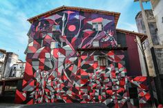 Ficore on the Streets of Brazil | Wooster Collective