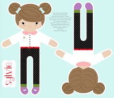 DIY: Customize Your Own Cut & Sew Doll - Spoonflower Blog – DIY Fabric, Wallpaper, Decals and Gift Wrap