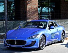 Maserati at James K. Hill Days