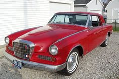 1963 Studebaker Hawk for Sale