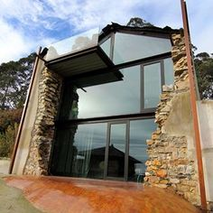 Casa Sabugo is a house located in the Sabugo de Otur village in rural Spain. Designed by Tagarro-De Miguel Arquitectos, we love the unique architecture and interior design choices.