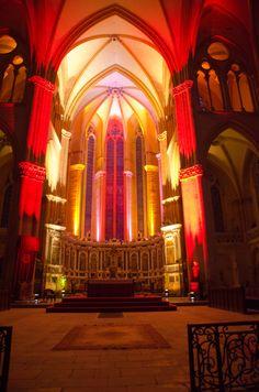 Cathédrale Saint-Étienne de Toul Lorraine, France, by Jean Nicolet on 500px