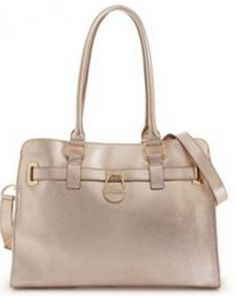 Bolsa Calvin Klein Monterey Pebble Leather Tote #Bolsa #Calvin Klein