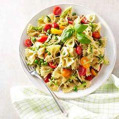 Caesar Pasta Salad via Good Housekeeping