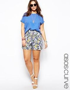 Search for culottes at ASOS. Shop from over styles, including culottes. Discover the latest women's and men's fashion online Curvy Outfits, Short Outfits, Plus Size Outfits, Trendy Outfits, Summer Outfits, Holiday Outfits, Plus Size Fashion For Women, Plus Size Womens Clothing, Clothes For Women