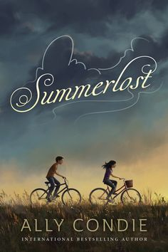 I'd So Rather Be Reading Allie Condie Summerlost. ONe of the best Middle Grade reads of 2016  #soratherread #bookblogger #emotional #middlegrade