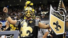 Forbes: New Orleans Saints fans 3rd best in the NFL