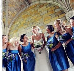 07042010 – Blue Bridesmaid Dresses 07042010 - Blue Bridesmaid Dresses – The Knot