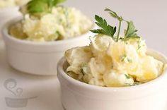 salada de batata s/ maionese