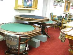 All Major Game Table Brands At Great Prices! Table Games, Poker Table, Cushions, Furniture, Home Decor, Board Games, Throw Pillows, Toss Pillows, Decoration Home