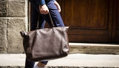ROCKFELLER #Zanellato #travelbag For you contemporary but timeless free time!