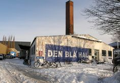 Flea market at The Blue Hall, not far from Christiania. Ved Amagerbanen 9, 2300 København S. Every weekend, 10.00 - 16.00. Just 10kr to get in! www.denblaahal.dk http://www.visitcopenhagen.com/copenhagen/children/flea-markets