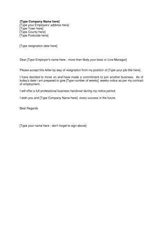 sample resignation letterwriting a letter of resignation email    letter of resignation weeks notice template hdwriting a letter of resignation email letter sample
