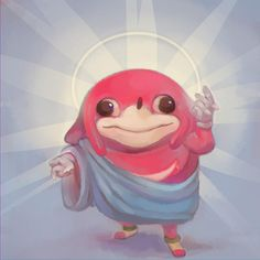 De way | Ugandan Knuckles | Know Your Meme