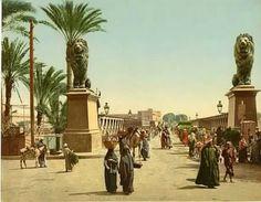 Wast el-Nil Bridge (1869)