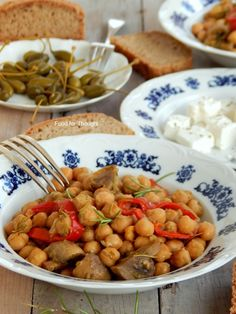 Food for thought Moroccan Desserts, Kung Pao Chicken, Food For Thought, Main Dishes, Curry, Cooking, Ethnic Recipes, Gastronomia, Main Courses