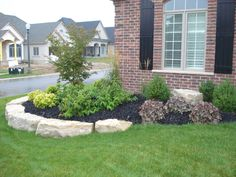 Front Flower Bed Landscaping Ideas | How Much Does Landscaping Improve Home  Value?Resolution: