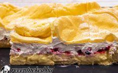 Kárpátok kincse recept fotóval Cupcakes, Food, Cupcake Cakes, Essen, Meals, Yemek, Cup Cakes, Eten, Muffin