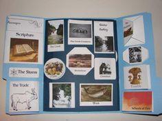 On the Banks of Plum Creek Story Study Lapbook