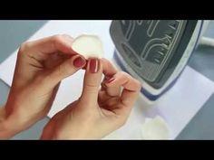 ▶ Мастер класс по созданию розы из Фоамирана - YouTube