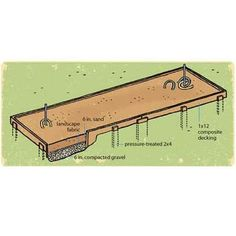 How To Build A Horseshoe Pit 12