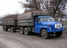 T 148 6x6 combinatie bietentransport.