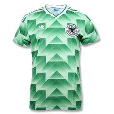 7f1fd4c08 i ll take one of these please Germany football shirt 1988 - 1990 - burgundy  shirt mens