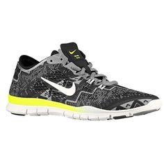 premium selection 3e3e6 b2741 Nike Free 50 TR Fit 4 PRT Womens BlackIvoryLight Ash Training Sneakers     Be sure