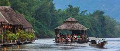 Sai Yok View Raft : ไทรโยควิว ราฟท์ กาญจนบุรี