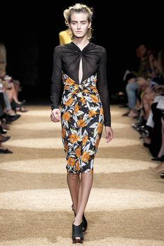 Proenza Schouler Spring 2012 Ready-to-Wear