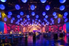 """Light and Sound Is the """"New Decor"""" for Meetings & Events"""