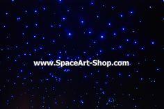 Cer instelat fibra optica  www.SpaceArt-Shop.com Shop, Fiber, Store