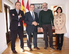 Caja Rural CLM traslada al Ayuntamiento de Villanueva de los Infantes su compromiso y vocación de servicio