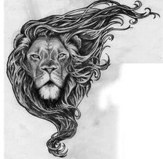 My future Leo tattoo :-) I love it