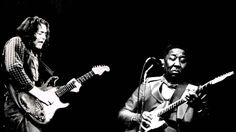 """Rory Gallagher -- Muddy Waters  Rory was a solitary soul. He never married, had no children, and lived for years in a hotel room. All he wanted to do was play. His group would tour the UK, Ireland (including Northern Ireland during """"the troubles"""", Europe, and occasionally the US. They played up to 300 gigs a year and released a dozen or so albums. Highly recommended among them are Irish Tour 1974, Calling Card, and Fresh Evidence. Rory played some of his best work on Muddy Waters' The London…"""
