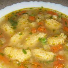 Téli gezemice leves Receptek a Mindmegette. Croatian Recipes, Hungarian Recipes, Hungarian Food, Soup Recipes, Vegetarian Recipes, Cooking Recipes, Food 52, Diy Food, Just Eat It