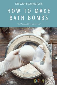 DIY bath bombs don't have to be hard to make! Follow these 6 tips for making easy bath bombs with essential oils. Perfect for gifts or to sell. Making Bath Bombs, Backyard Farming, Homestead Living, Simple Living, Homemade Gifts, Frugal, Homesteading, Make It Simple, Herbalism