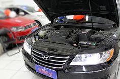 Hyundai Azera 3.3 MPFi GLS Sedan V6 24v - Foto #10
