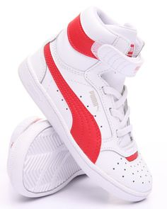 Find SKY II HI KIDS SNEAKERS (5-10) Boys Footwear from Puma &