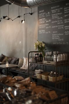From the beautiful restaurant of Rune Aas Strandvik; Chez Mathilde. French Bistro in Steinkjer. Foto: Janne Svit