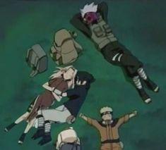 Naruto Kakashi, Anime Naruto, Sasuke Uchiha Sakura Haruno, Naruto Team 7, Naruto Uzumaki Shippuden, Naruto Cute, Naruto Funny, Sakura And Sasuke, Haikyuu Anime