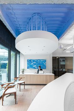 Douglas Elliman Makes a Grand Entrance Onto the L.A. Scene with its Patrick Tighe-Designed Office